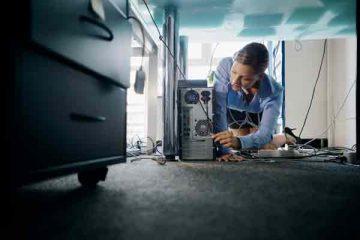 Assistenza computer a domicilio supporto tecnico informatico