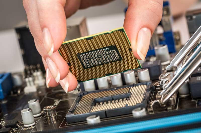 riparazione scheda madre pc supporto tecnico informatico